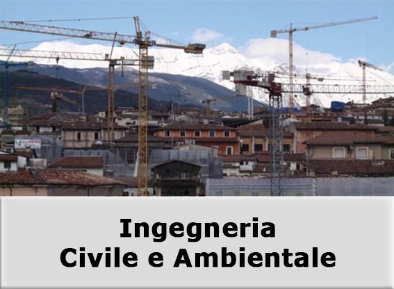 Corso di laurea triennale in Ingegneria Civile e Ambientale