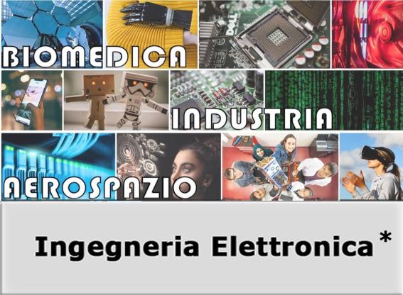 Corso di laurea magistrale in Ingegneria Elettronica