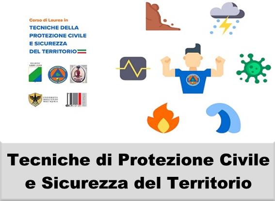 Corso di laurea sperimentale ad orientamento professionale in                 Tecniche di Protezione Civile e Sicurezza del Territorio